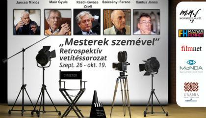 Nézd újra Szécsényi és Maár filmjeit